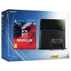 SONY Playstation 4 500GB DriveClub